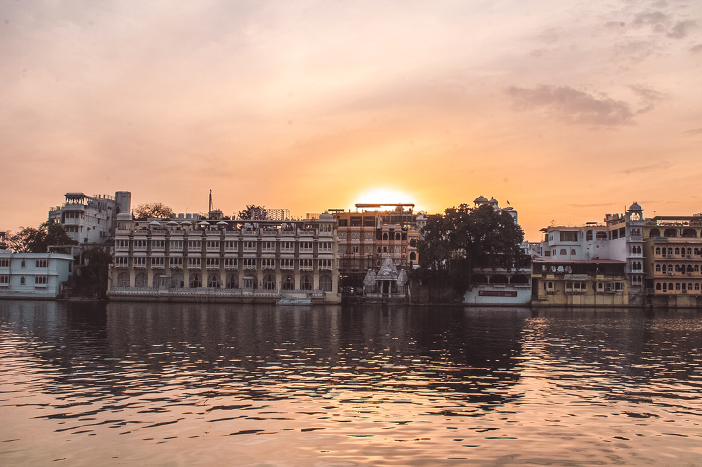 Ganguar Ghat - Places to visit in Udaipur in 2 days