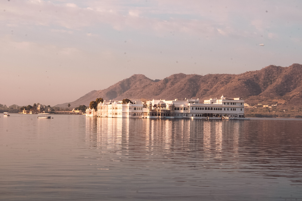 Jag Mandir in Places to visit in Udaipur in 2 days