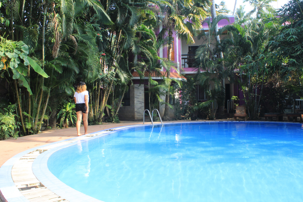 Where to Stay at Kovalam - Wilson Ayurvedic Beach Resort at Lighthouse beach, Kovalam, Kerala