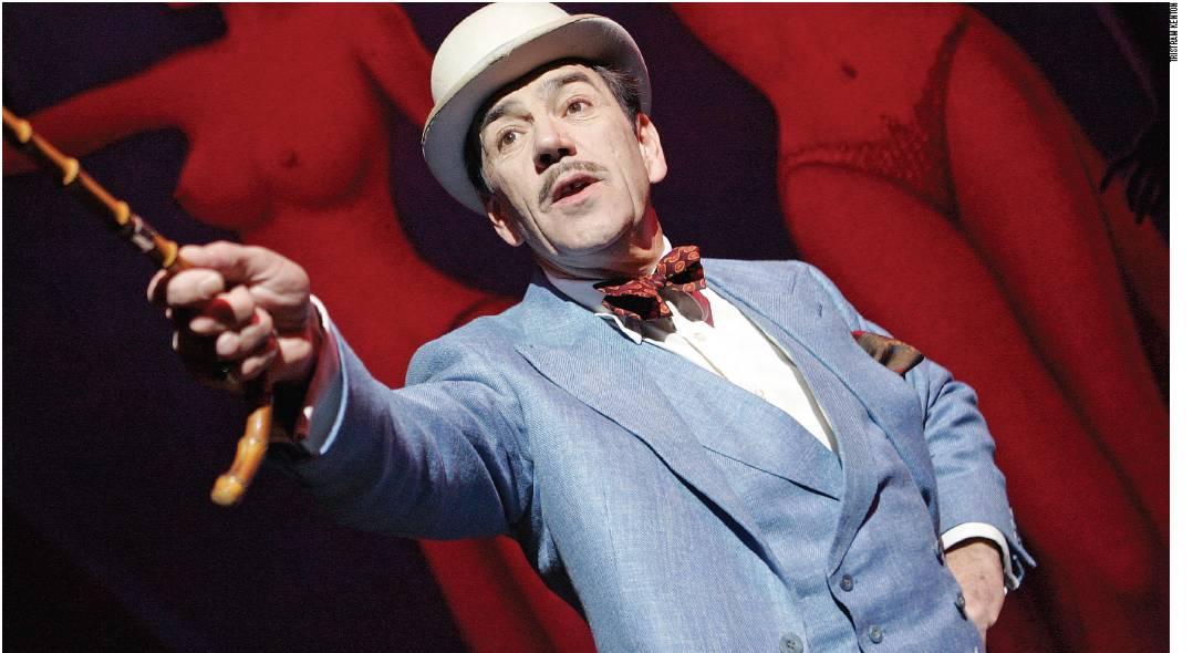 Robert Lindsay The Entertainer