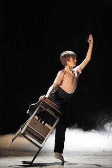 Travis Yates Billy Elliot