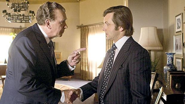 Langella, Sheen 'Frost Nixon