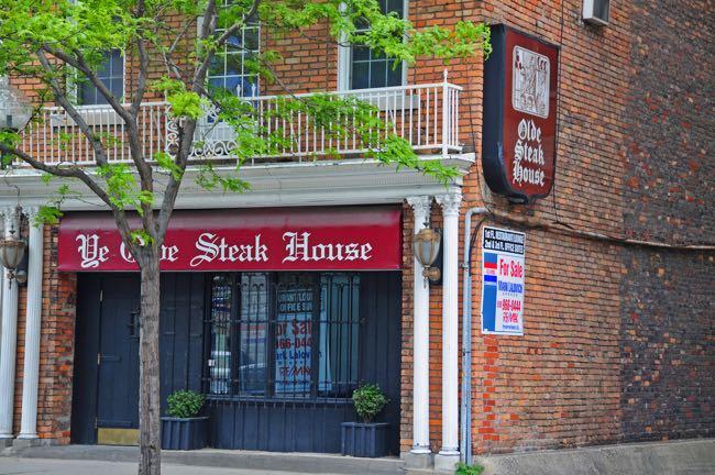 Ye Olde Steak House x650