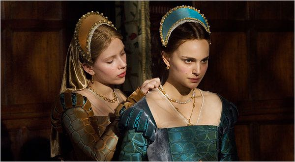 'The Other Boleyn Girl' 2008 x650