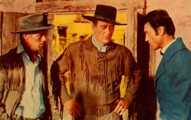 Widmark, Wayne, Harvey The Alamo x650
