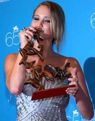 Jennifer Lawrence venice