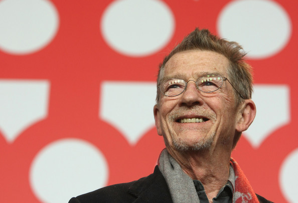 John Hurt Berlin 2009