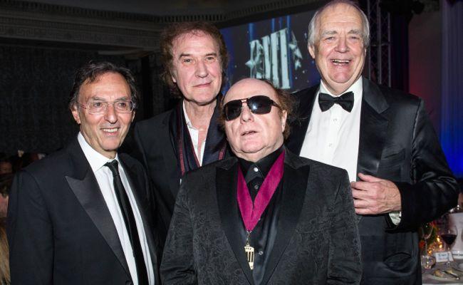 BMI Awards London 2014 Black, Davies, Morrison, Rice x650