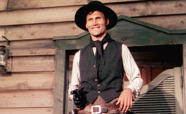 Jack Palance in George Stevens's 'Shane'