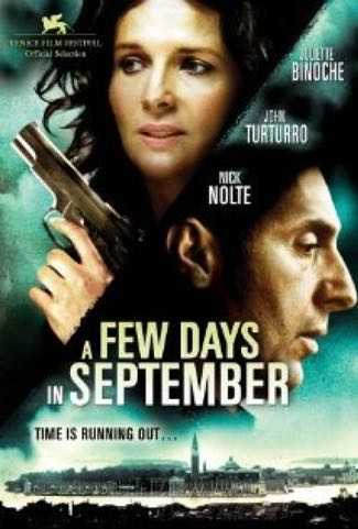 A Few Days in September poster x325