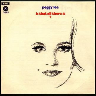 Peggy Lee Is That all there is? album x325
