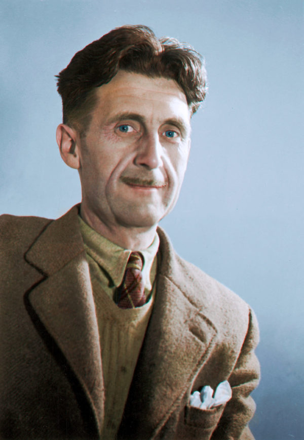 Why Orwell was right