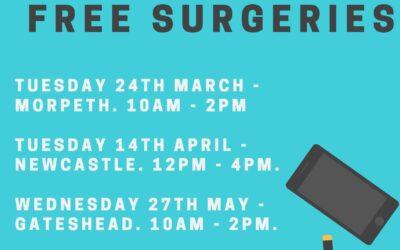 FREE HR Surgery