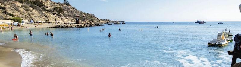Konnos Bay Beach