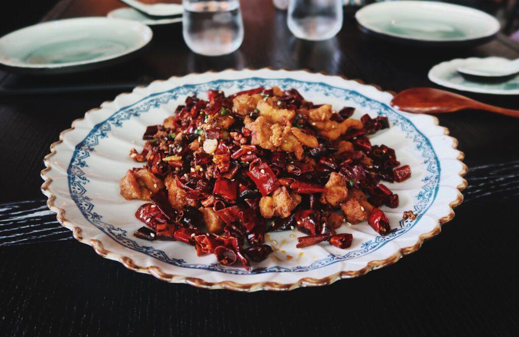Sanchen Spiced Chicken