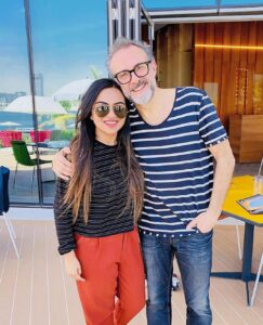 With Chef Massimo Bottura, the creative mastermind behind the three Michelin-starred Osteria Francescana (voted #1 in the World in 2016 & 2018)