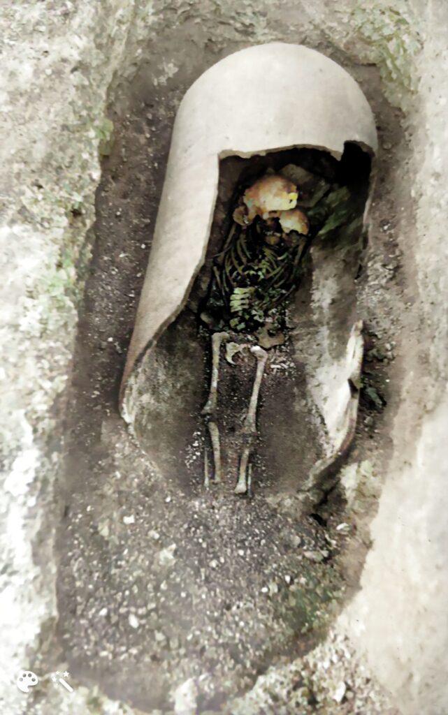 capsula funeraria en Guinardó