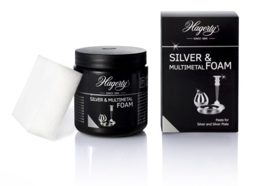 Hagerty silver care polish foam