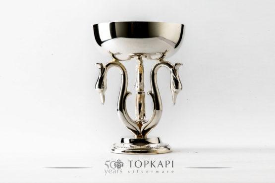 Topkapi Silverware-Swan Bowl