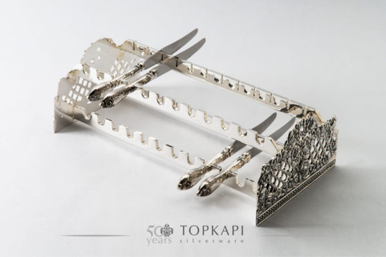 Topkapi Silverware-Cutlery stand
