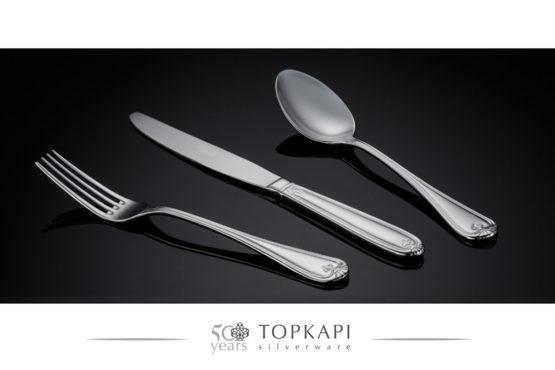 Topkapi-Shell Cutlery Design