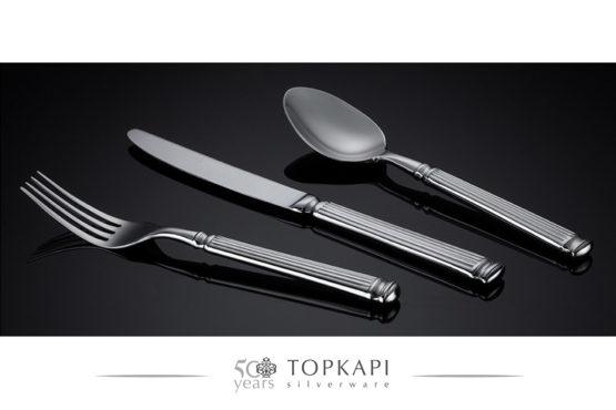 Topkapi-Stripes cutlery design