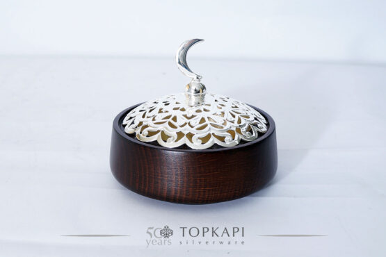 Topkapi-Wooden Incense Burner