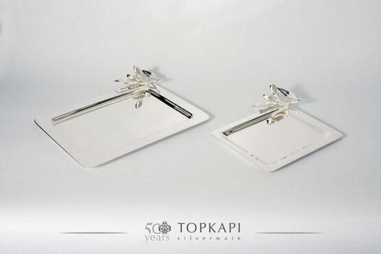 Topkapi-Olive plate