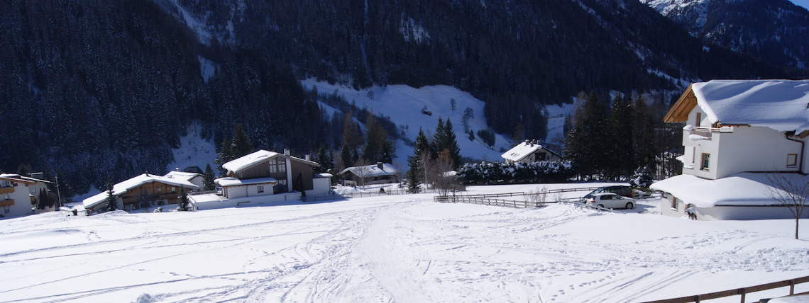 St-Anton-Immobilien-Skipiste