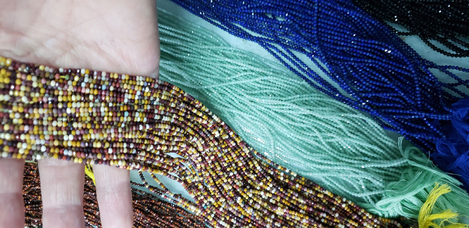 NECKLACES MICRO BEADS 4