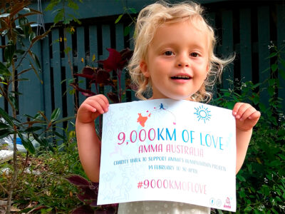 amma australia 9000km of love 1