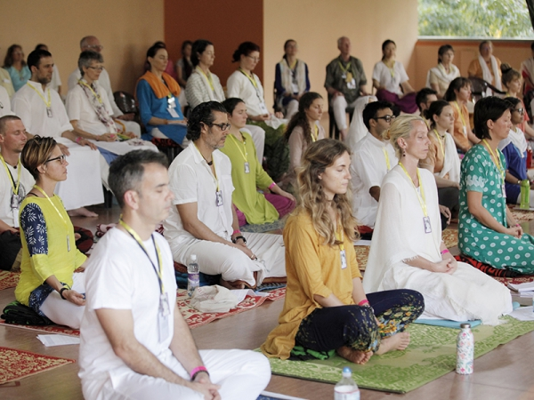 Amrita Silent Retreats