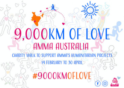 Walk of Love Flyer thumbnail