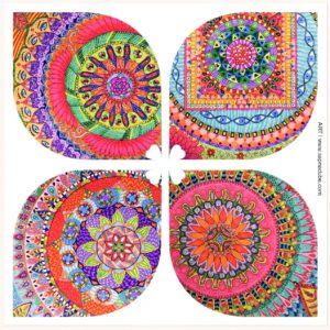 Care For Some Colour and Pattern, Adulting World? - Haripriya K Rao