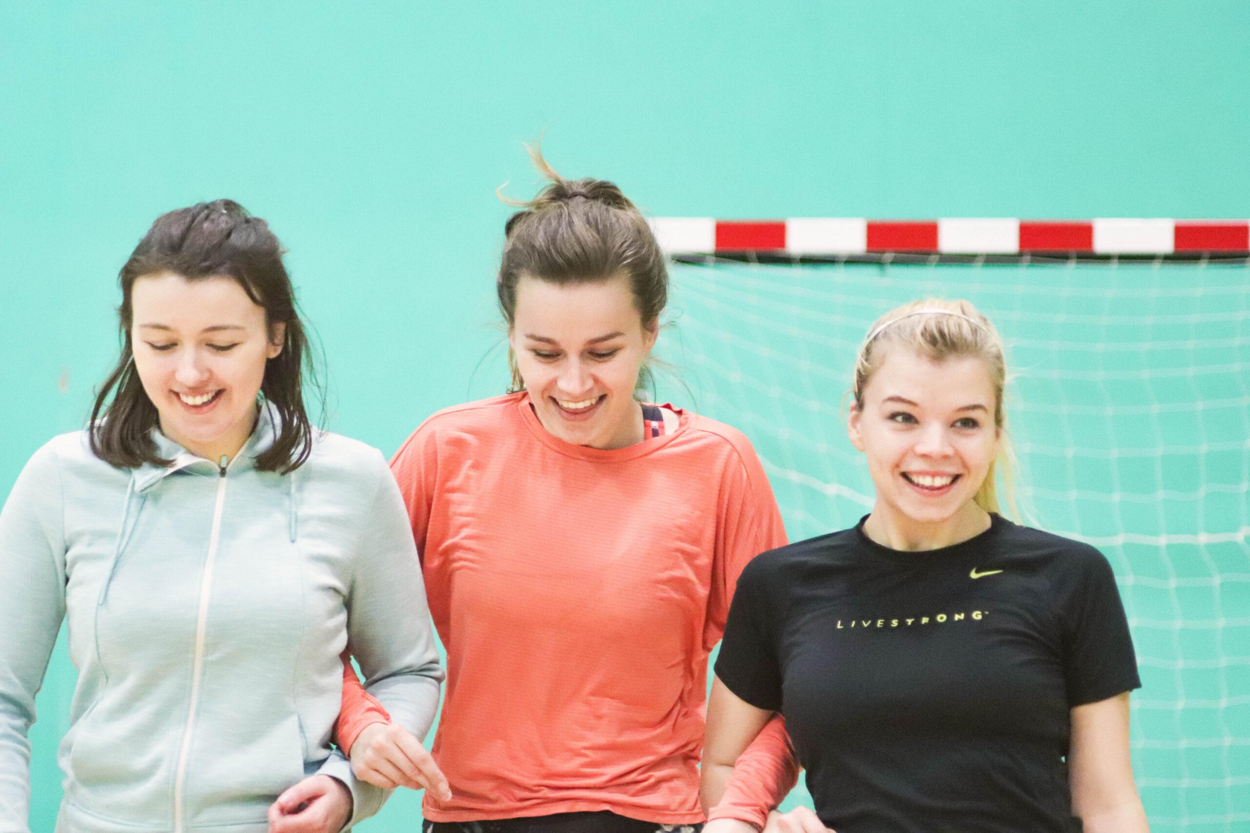 Sports Hall Girls 2