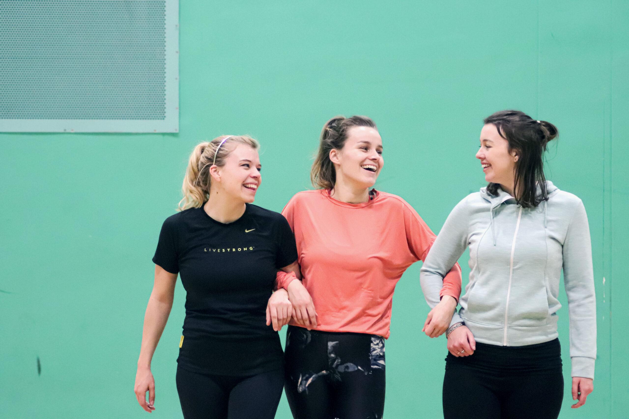 Sports Hall Girls