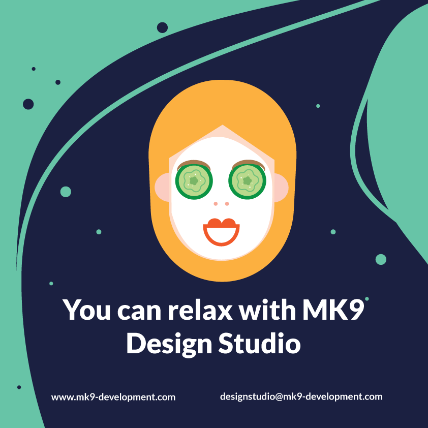 Relax with MK9 Marketing