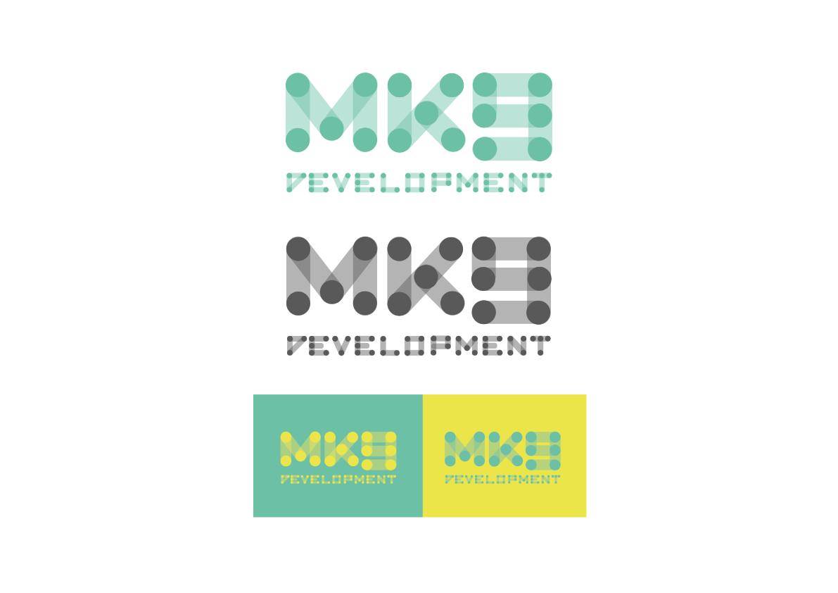 Digital Typeface Logo