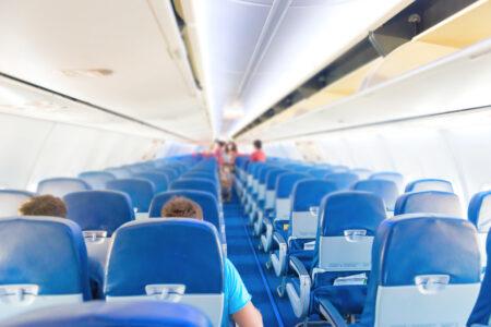 Empty Aircraft