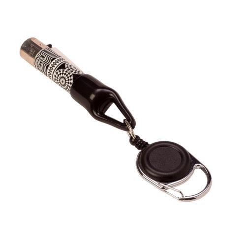 תופסנים למצית קליפר clipper Leash Lighter