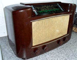 Wireless radio