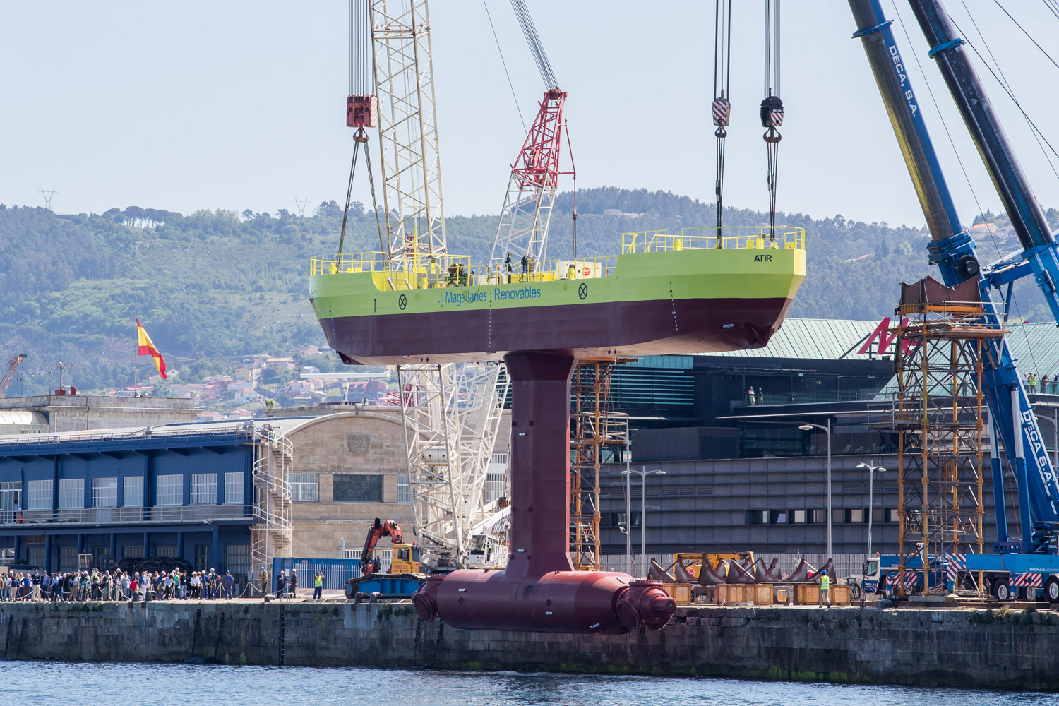 NEMMO Project Takes First Step Towards Reducing The Cost Of Tidal Energy