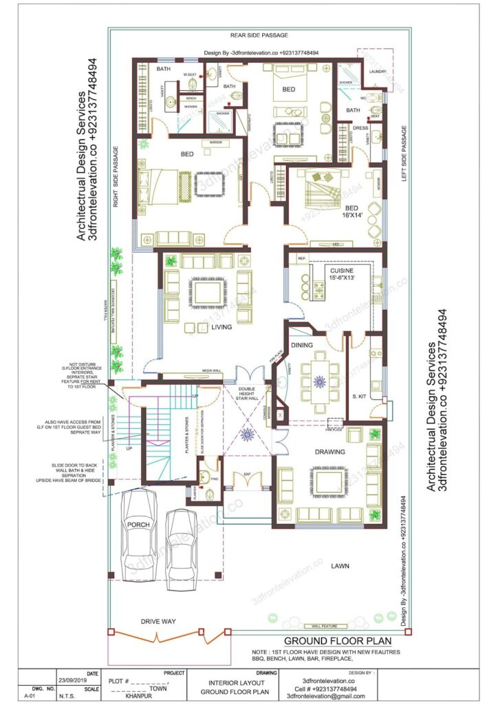 Hire Freelance Floor Plan Designer in United States