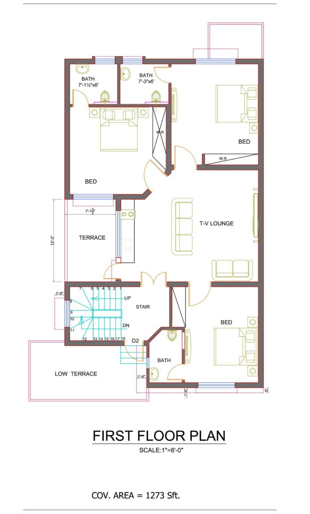 Free Best small House Plan