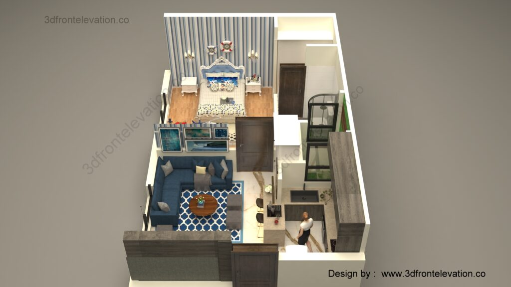 Hire Best 3d home designer