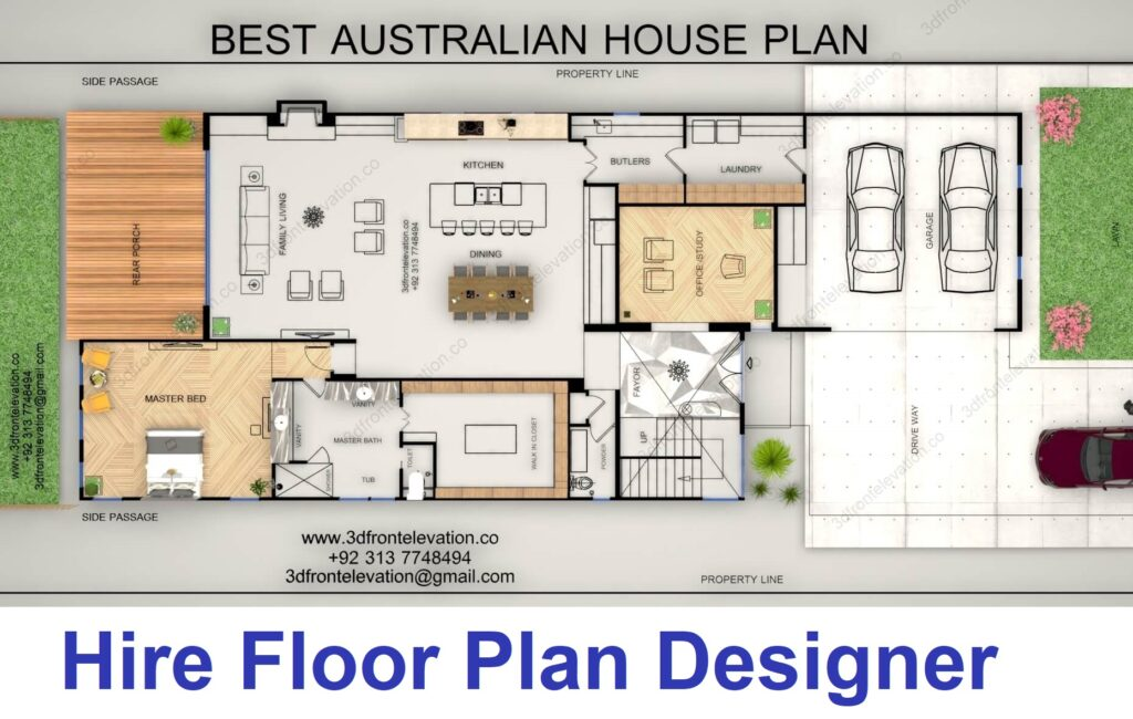 Hire Floor Plan Designer in California, Las Vegas, Las Angeles, Texas