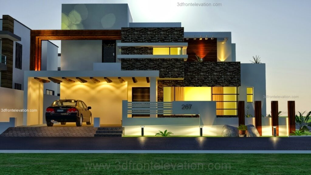 House Design for DHA & Bahria Town