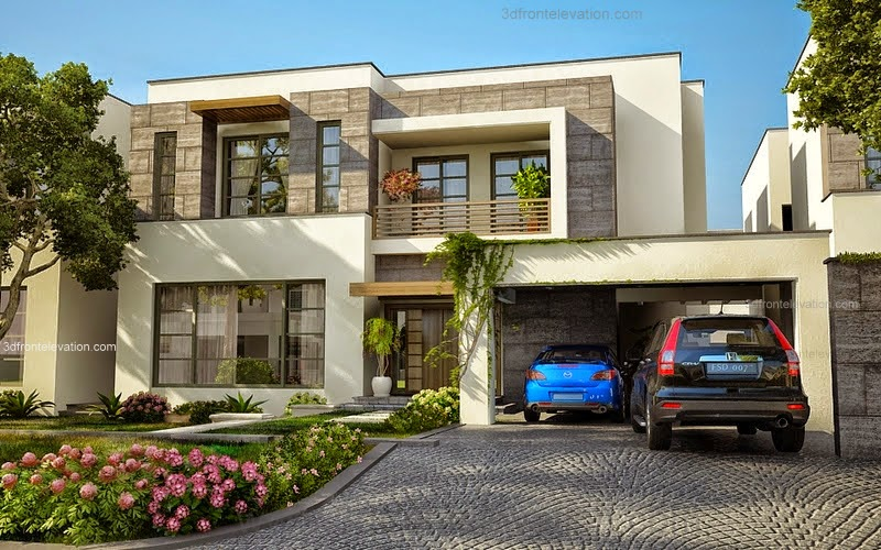 Hire Architect for New Modern House in United States