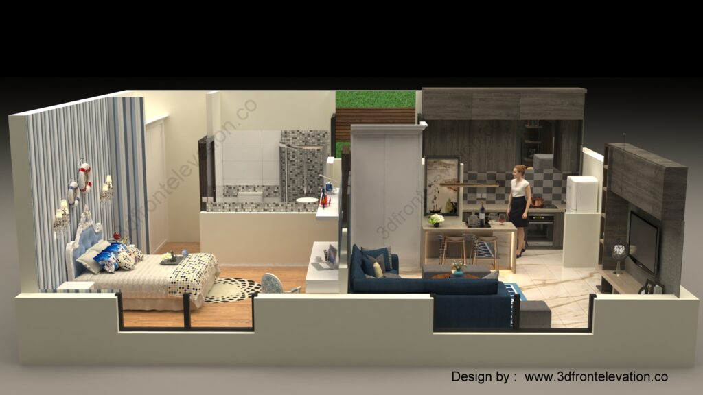 3D Visualization Rendering Services in Las Vegas Texas USA