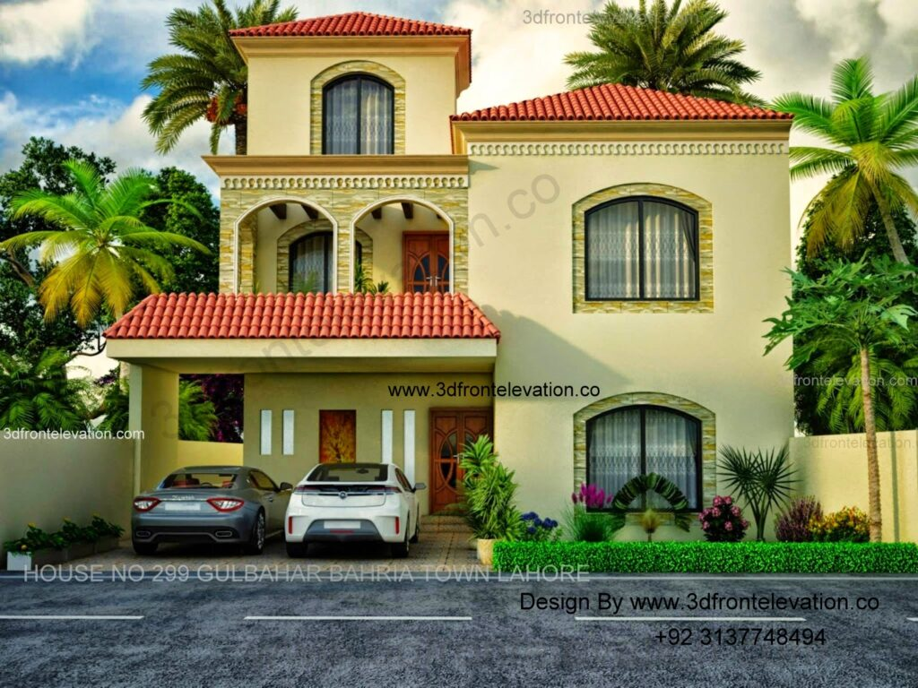 house exterior paint design
